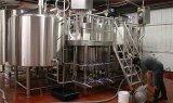 Microbrewery expande o equipamento para o aço inoxidável da venda