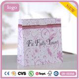 ピンクパターン方法衣類のおもちゃの装飾のギフトの紙袋
