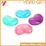Silikon-Maus schützen Silikon-Gel-Handgelenk-Rest-Auflage für Büro, Kristallauflage /Mats (XY-CP-206)