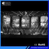Prezzo esterno dello schermo di visualizzazione del LED di colore completo di alta luminosità di P4mm