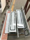 Comitato di marmo del favo dell'impiallacciatura della curvatura per il rivestimento della parete interna