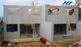 El panel de pared compuesto del emparedado del material de construcción EPS para la casa prefabricada