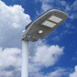 Lampada da parete solare della lampada di telecomando di buona qualità per l'indicatore luminoso di via solare del giardino LED