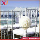 El acero y aluminio Silla de Comedor para la boda/restaurante/hotel/salón de banquetes/Evento/