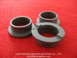 Ворот керамического уплотнения карбида кремния черноты точности высокого качества