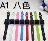 A1 de Multifunctionele Slimme Telefoon van de Kaart van de Steun SIM van het Horloge Bluetooth