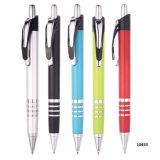 Crayon lecteur en plastique personnalisé de bonne qualité de promotion/bille en plastique