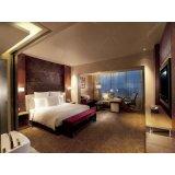 高品質ビジネスホテルの家具は販売のための寝室をセットする