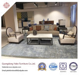 Настраиваемые отель с современной мебелью в гостиной (6130)