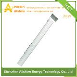En el exterior impermeable IP65 Calle luz LED Solar integrada