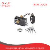 緊急制御のシリンダー及び鎖が付いている安全なドアロックの中のブランドアフリカ
