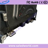 P2, P2.5, el panel de visualización a todo color de pantalla de la pequeña del pixel P5 definición LED de la echada alta con la cabina de la Morir-Casta de 480X480m m