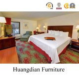 나무로 되는 호텔 침실 가구 (HD1011)
