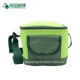 Sacchetti poco costosi su ordinazione del dispositivo di raffreddamento del pranzo di Polyestser di alta qualità con la casella anteriore