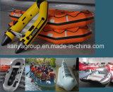 선외 발동기를 가진 Liya 2-8meter 중국 PVC 팽창식 배