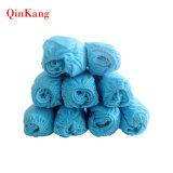 파란 단화 덮개 또는 처분할 수 있는 단화 덮개 또는 비 길쌈된 단화 덮개