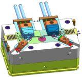 2-holte de Matrijs van het Afgietsel van de Matrijs voor Aluminium Hoofd deel-W