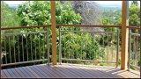 De Balustrade van de Staaf van het Roestvrij staal van de Installatie DIY met Diameter 8mm/12mm de Staaf van de Staaf voor Terras