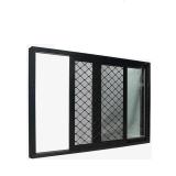 Salto térmico de puerta corrediza de aluminio con bloqueo de forma D