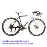 Nueva bici el competir con de camino de la aleación de aluminio del diseño 700c