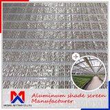 Red de aluminio ignífuga de la cortina del ahorro de la energía el 15%~80%