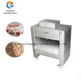 Резец цыплятины нержавеющей стали, автомат для резки Slicer мяса Slicer рыб, автомат для резки цыпленка с 500-800kg/H