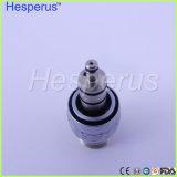 Accoppiamento dentale del foro di Hesperus Handpiece 2 dell'accoppiatore rapido dell'accoppiamento dell'accoppiatore di Sinol Multiflex LED