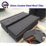 Легкий вес строительных материалов с покрытием из камня металлические Nosen миниатюры на крыше