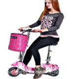 Un motorino piegante poco costoso dei 2018 della E-Bici Cochi della città con il prezzo di fabbrica