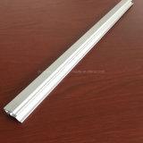 Quadrat, rundes, unterschiedliches Aluminiumlegierung-Strangpresßling-Profil für Tür und Fenster-Gefäß 128