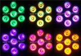7PCS RGBW LED dünne flache PAR/Wedding u. Form-fantastische Ereignisse LED Uplighting
