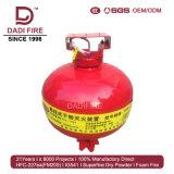 Comercio al por mayor 3kg4KG5KG8kg Non-Stored colgando Superfina Dispositivo contra incendios de polvo seco