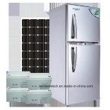 Солнечная холодильник RC-Bcd268 компрессор, Acdc постоянного тока на базе
