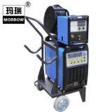 Inversor IGBT All-Digital máquina de solda MIG de pulso de alta velocidade para Multimetal (MIG-500)