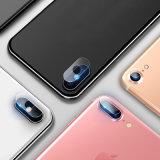 Alta qualidade para iPhone 7 8 Plus Lente da câmera traseira de vidro temperado Filme Protetor traseiro