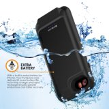 3000mAh iPhone 6/6s/7の自在継手のための拡張充電器防水再充電可能な力バンクの例