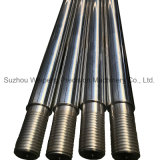 Barres d'plaqués au chrome dur avec un diamètre de 30mm CK45