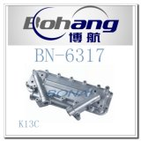 Dekking miljard-6317 van de Koeler van de Olie van Hino van het Vervangstuk van de Motor van Bonai K13c