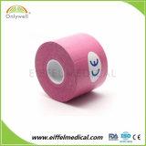 Le coton imperméable synthétique musculaire Kinésiologie Ruban athlétique