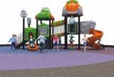 遊園地の子供の商業屋外の運動場