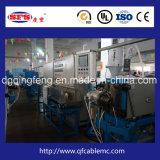 Machine van de Uitdrijving van de Draad van de hoge Frequentie de Dubbele voor Draad en Kabel