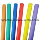 Tubi della gomma piuma di EPE per gli accessori di galleggiamento del giocattolo della piscina
