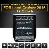 Véhicule androïde DVD pour des pièces d'auto de croiseur de cordon de Toyota