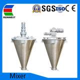 Parafuso de duplo cone Vertical Misturador para mistura de pó seco