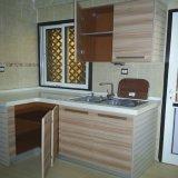 Kundenspezifischer moderner Art-Küche-Schrank