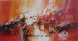 Оранжевый ручной работы абстрактные картины маслом на холсте картин стран Северной Европы