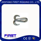 Стальное материальное электрическое гальванизированное цепное цепное соединение внапуска для цепи