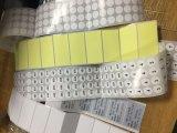 Dirigir el rodillo termal de la escritura de la etiqueta de la etiqueta engomada del código de barras