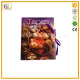 Servicio de impresión del libro del artista del Hardcover (OEM-GL032)