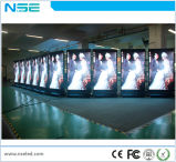 Для использования вне помещений LED дисплей рекламы с 3G управление WiFi